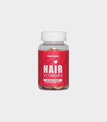 b vitamin til hår